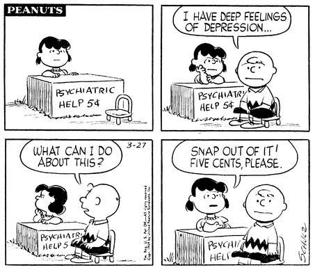 Peanuts 1957